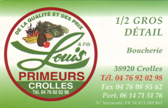 Louis Primeurs